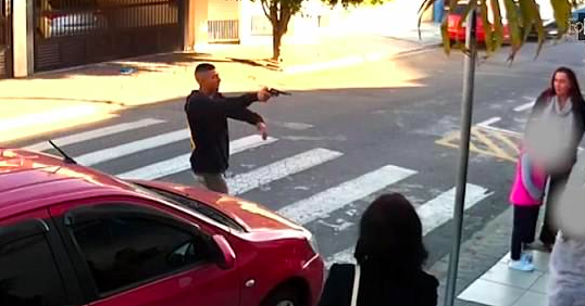 Ferreira Master off-duty police officer armed robbery