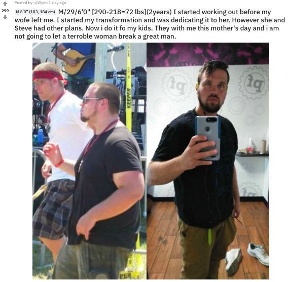 dean smith weight loss transformation unilad If you have a story you want to tell, send it to UNILAD via stories@unilad.co.uk, and for licensing contact licensing@unilad.co.uk