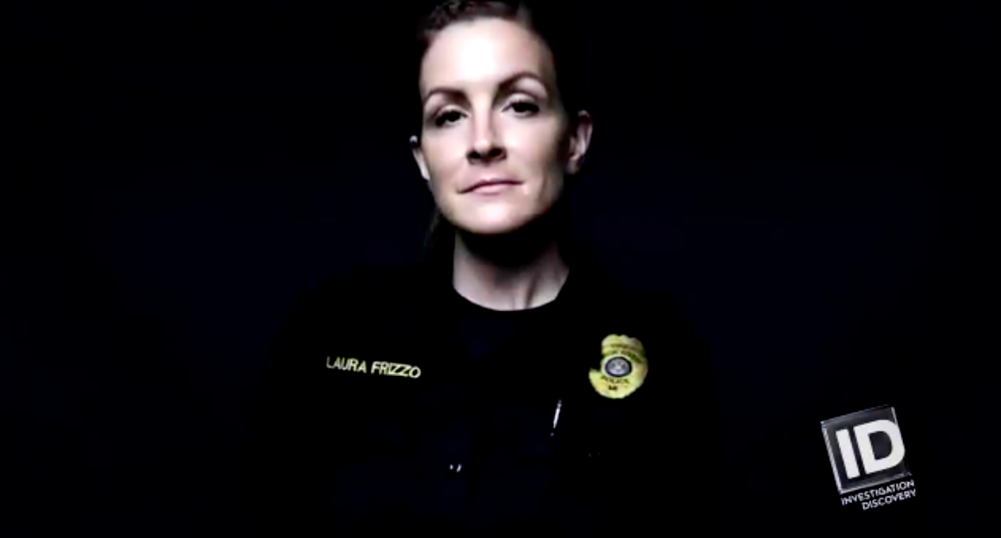 Police office Laura Frizzo