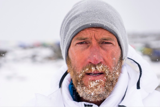 Ben Fogle on Mount Everest