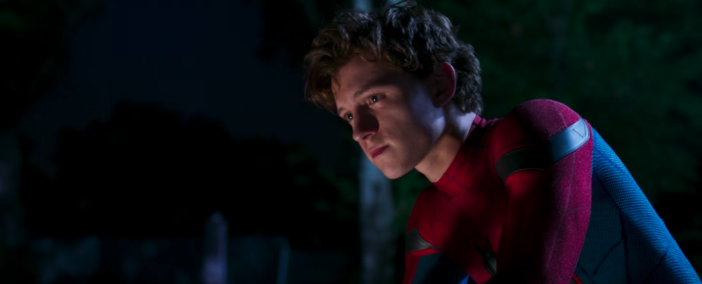 Spider-Man Homecoming screenshot