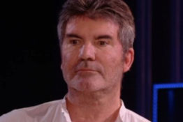 Simon Cowell Walks Off BGT Stage