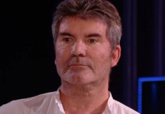 Simon Cowell Walks Off Britain's Got Talent Stage