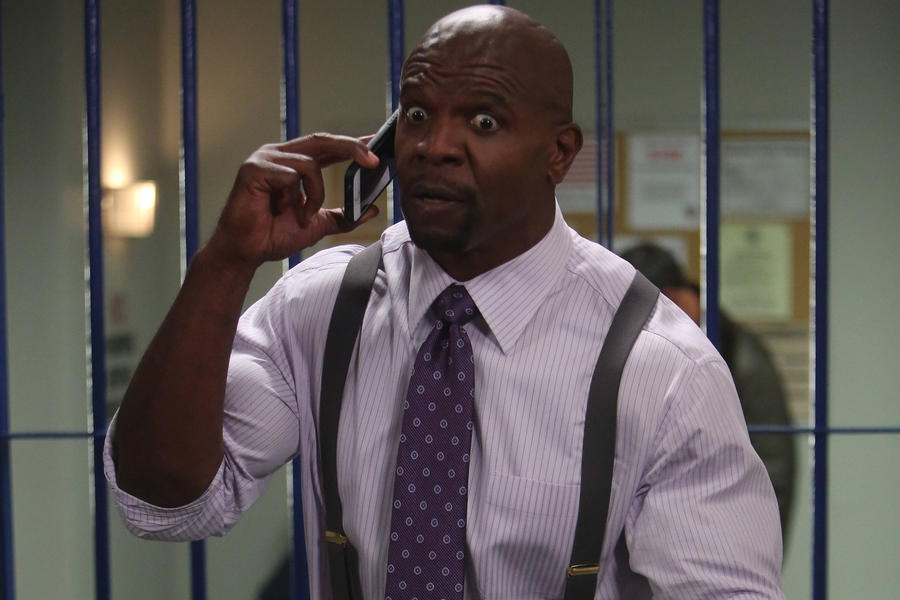 brooklyn nine-nine terry crews