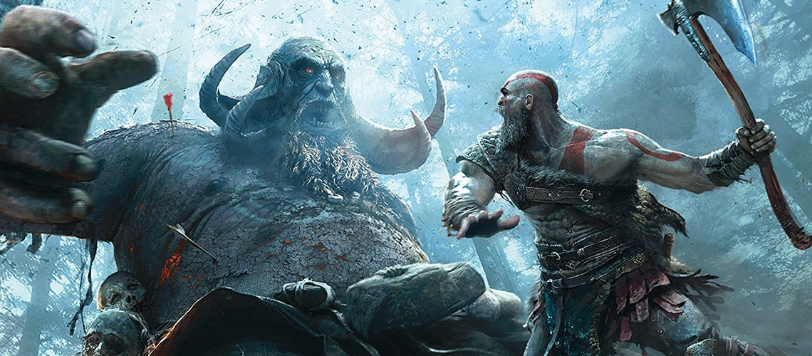 Five More God Of War Games Are Planned