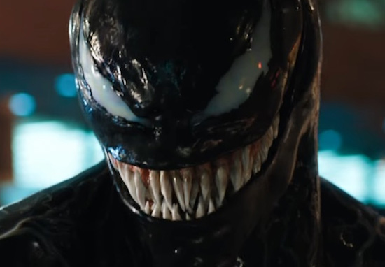Venom Looks Like The Most Violent Marvel Film Yet Venom featured