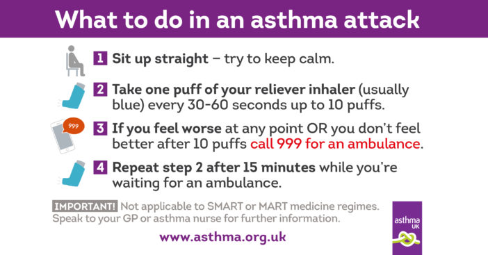 Those with asthma are warned to stay indoors