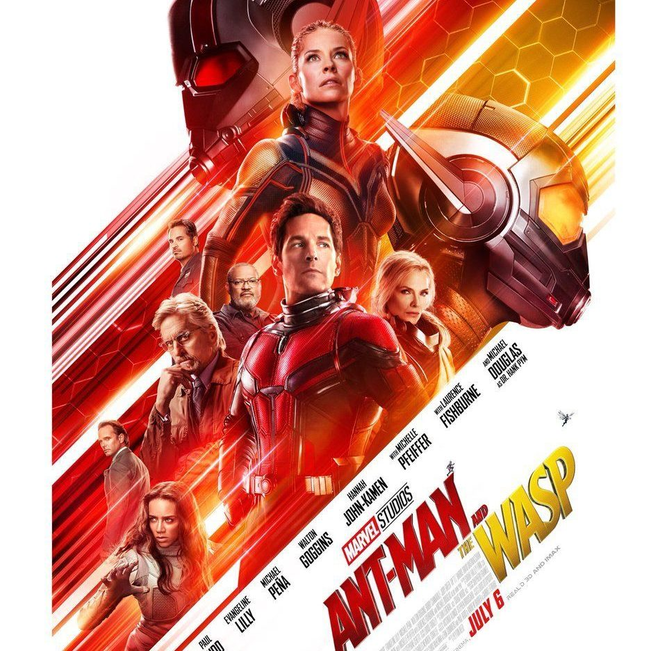 Poster for Ant-Man and The Wasp (2018)