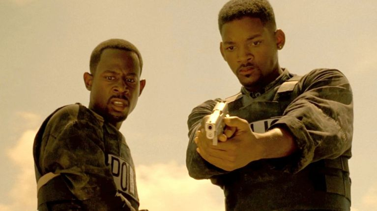 Bad Boys 3 Plot Details Revealed martin lawrence and will smith in the original 1995 Bad Boys