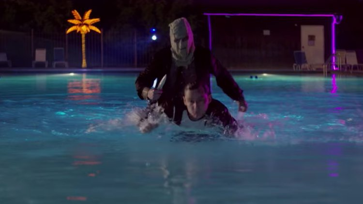 Still from The Strangers: Prey At Night