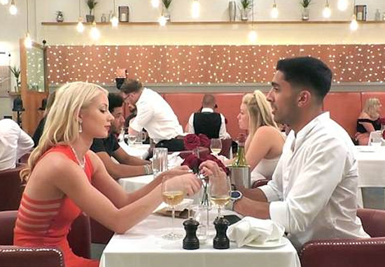 Still from First Dates