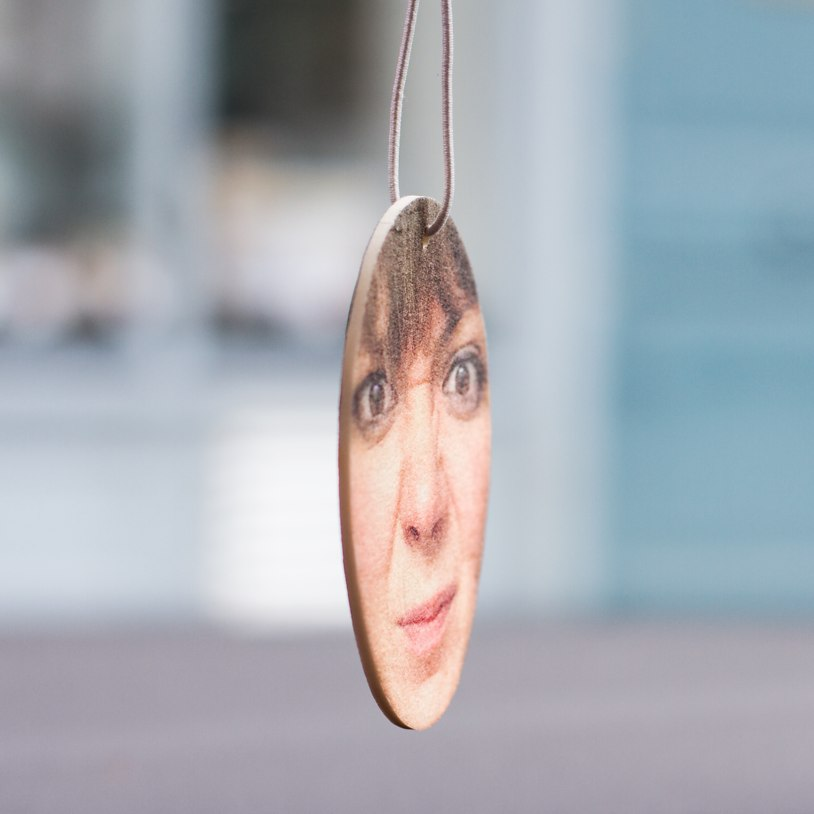 You Can Now Buy Car Air Fresheners With Your Best Mate's Face On