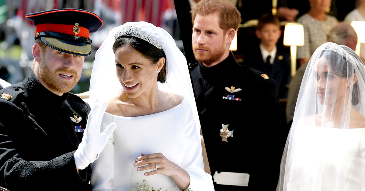 Megan And Harry Wedding.Prince Harry Made Hilarious Confession To Meghan Markle After Wedding