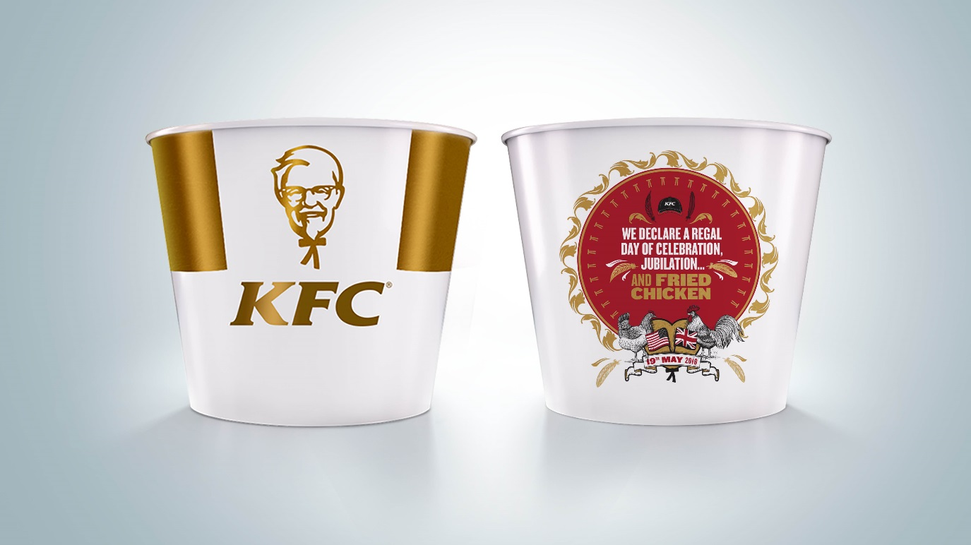 KFC Launches The Royal Bucket For The Royal Wedding image001
