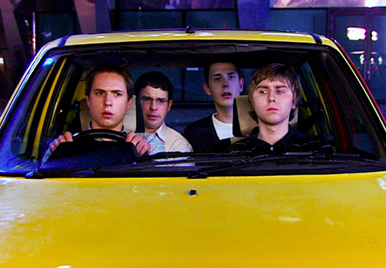 Still from The Inbetweeners Series 3