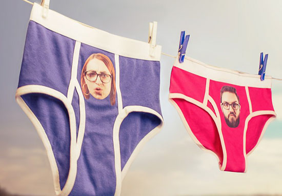 You Can Now Get Swimsuits With Your Best Mates Face On Them myfrontsA