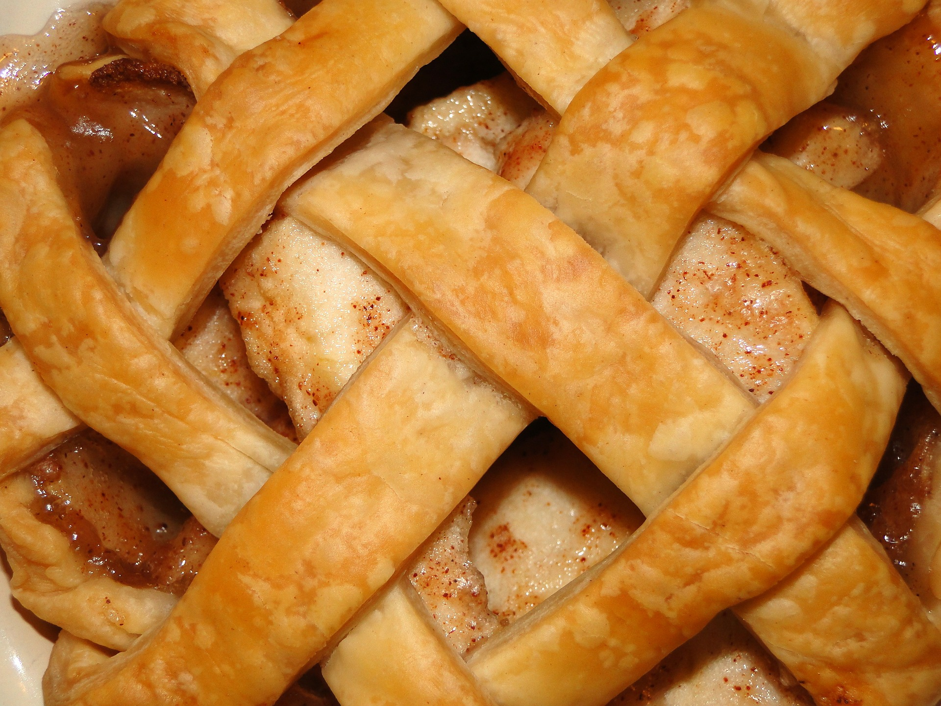 Brits Vote Apple Pie As Their All-Time Favourite