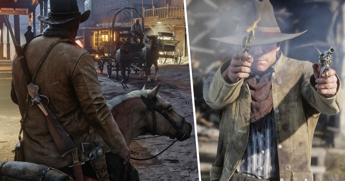 New Red Dead Redemption 2 Trailer Released