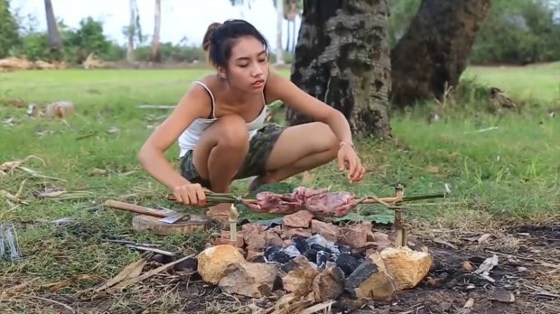 Couple Earn Money On Youtube By Skinning Endangered Animals And Eating Them