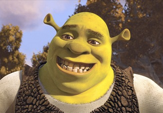 Shrek films on Netflix