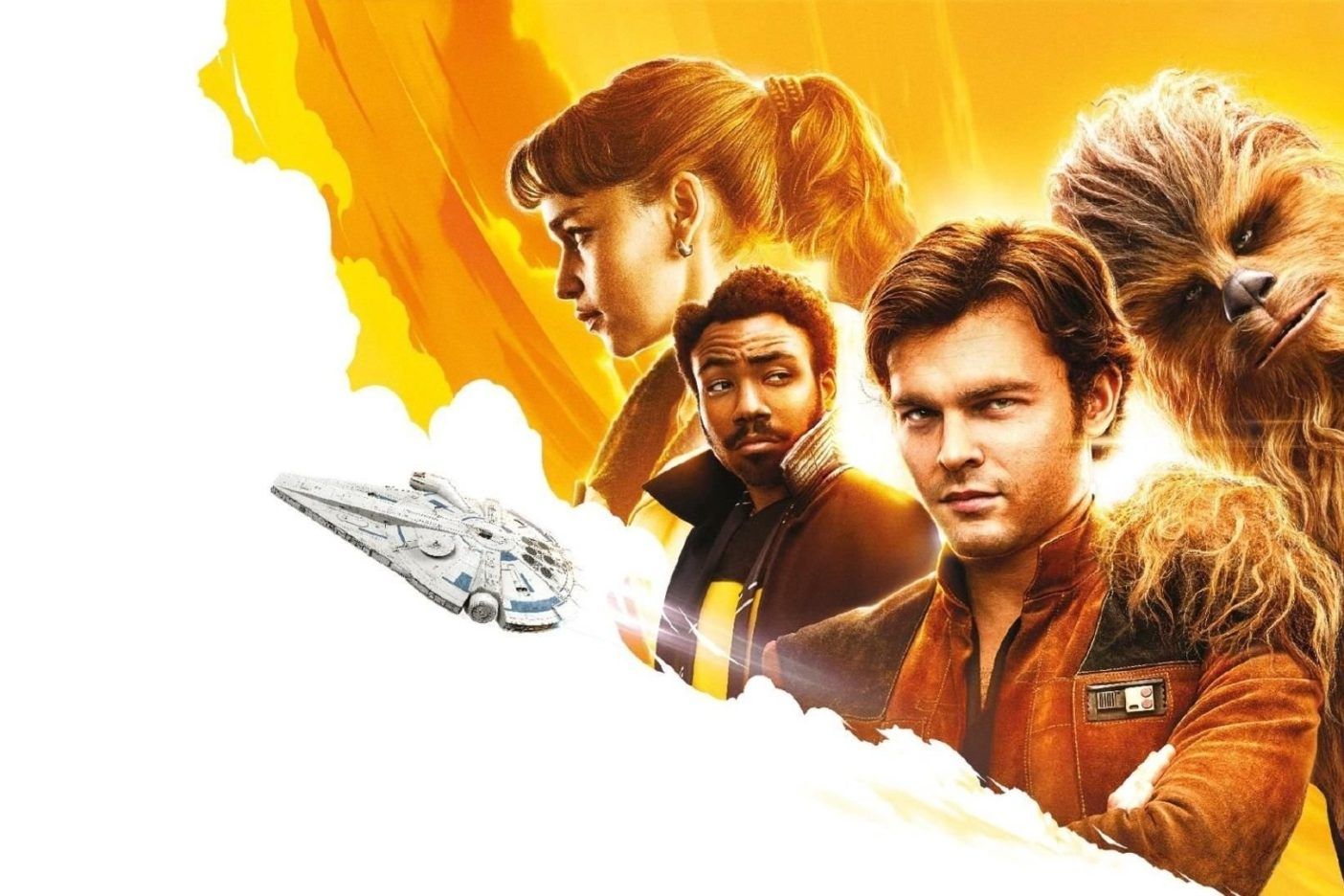Solo: A Stare Wars Story poster