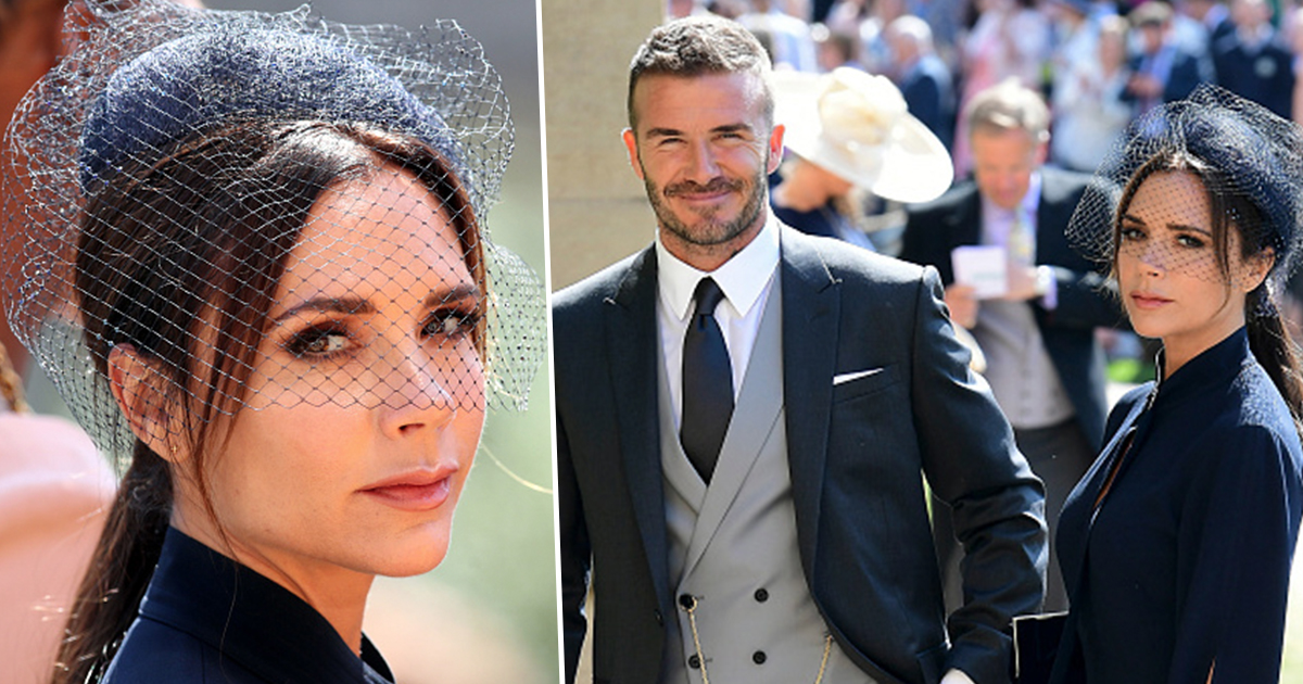 Victoria Beckham Breaks Silence Over 'Miserable' Royal
