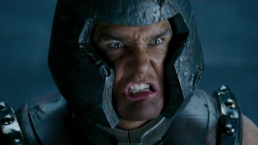 footballer turned actor Vinnie Jones played Juggernaut in the 2006 film X-Men: The Last Stand