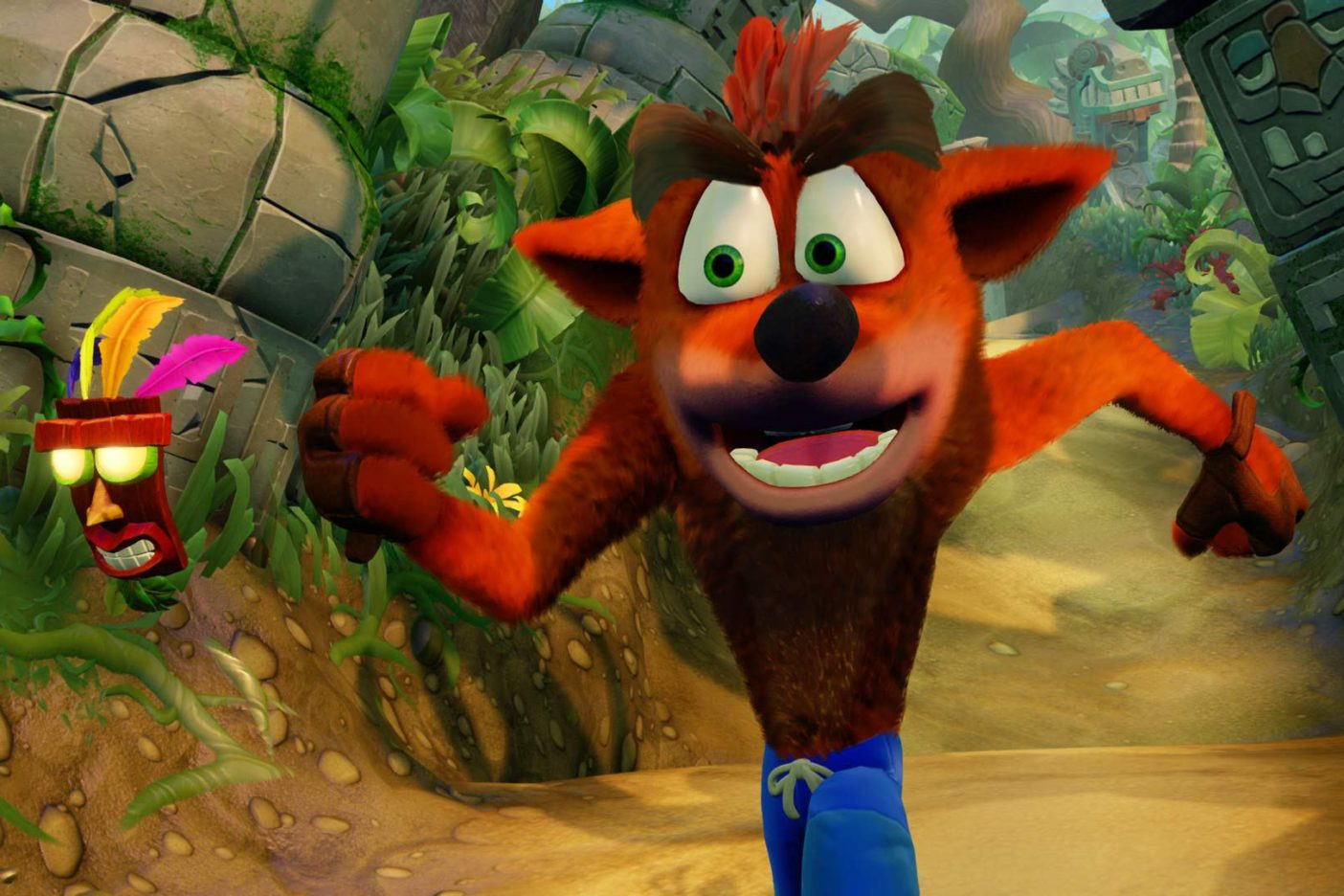 22 Years Later And Crash Bandicoot Is Still As Incredible As Ever 114 1404x936