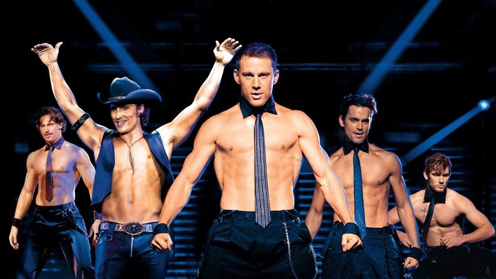 Magic Mike promo poster