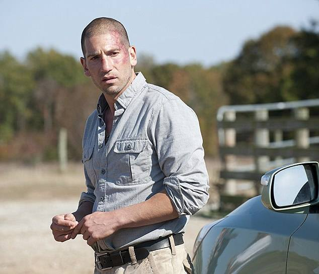 Jon Bernthal as Shane in The Walking Dead
