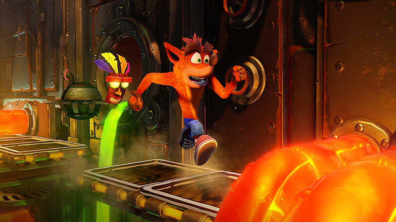 22 Years Later And Crash Bandicoot Is Still As Incredible As Ever 562924 scr10 a