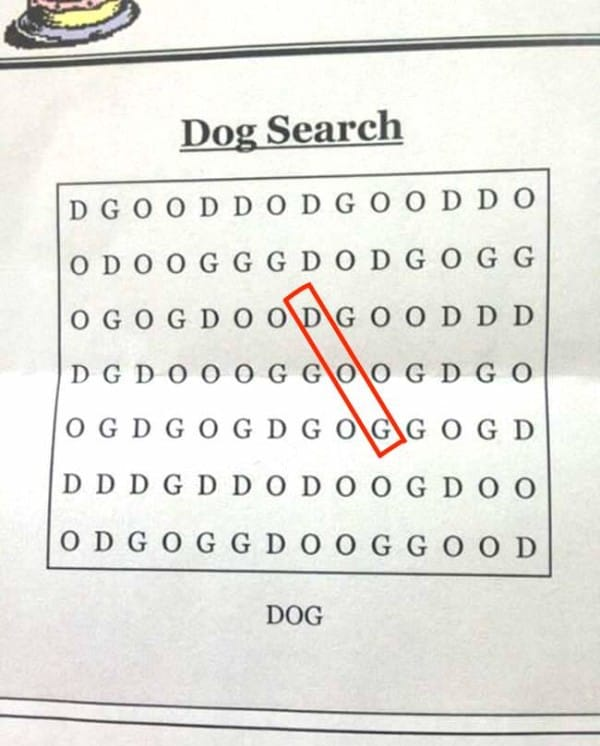Hardest word search ever