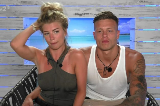 olivia buckland and alex bowen on love island