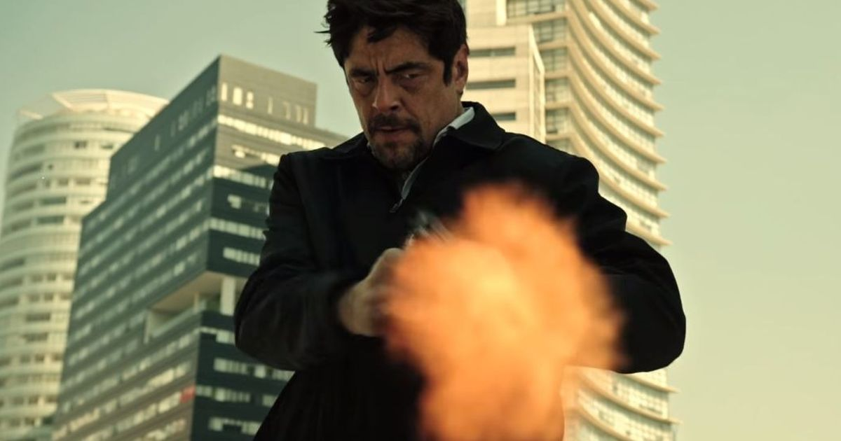 Benicio Del Toro Received Chilling Advice From Real Warriors In War On Drugs For New Film %name