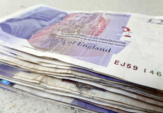 Research Reveals Spenders Can Be Split Into Eight Different Groups Banknotes