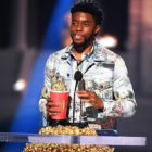 Chadwick Boseman Gave His Award For Best Superhero To Waffle House Hero