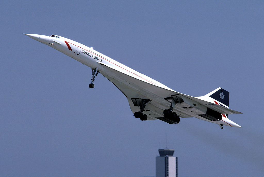 Boeing Propose New Flight That Travels From London To New York In Two Hours British Airways Concorde G BOAC 03