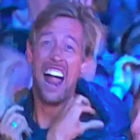 Peter Crouch Spotted Going For It In Mosh Pit At Isle Of Wight Festival