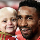 Jermain Defoe Dedicates OBE To 'Best Friend' Bradley Lowery
