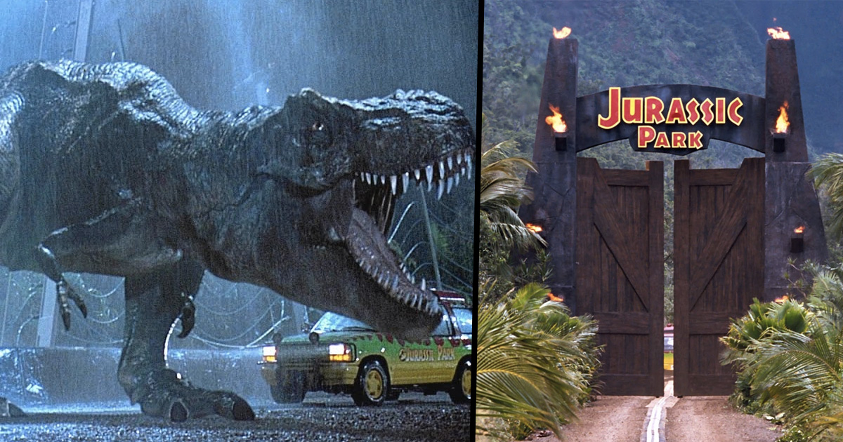 Jurassic Park Is Coming To Netflix Next Month