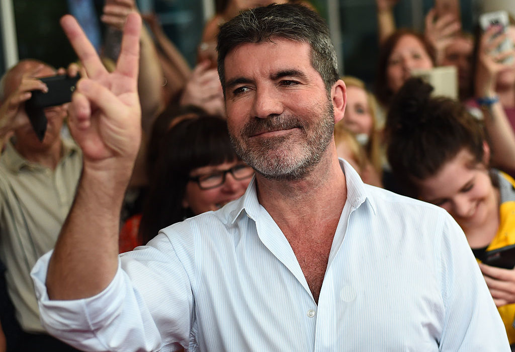 simon cowell judge