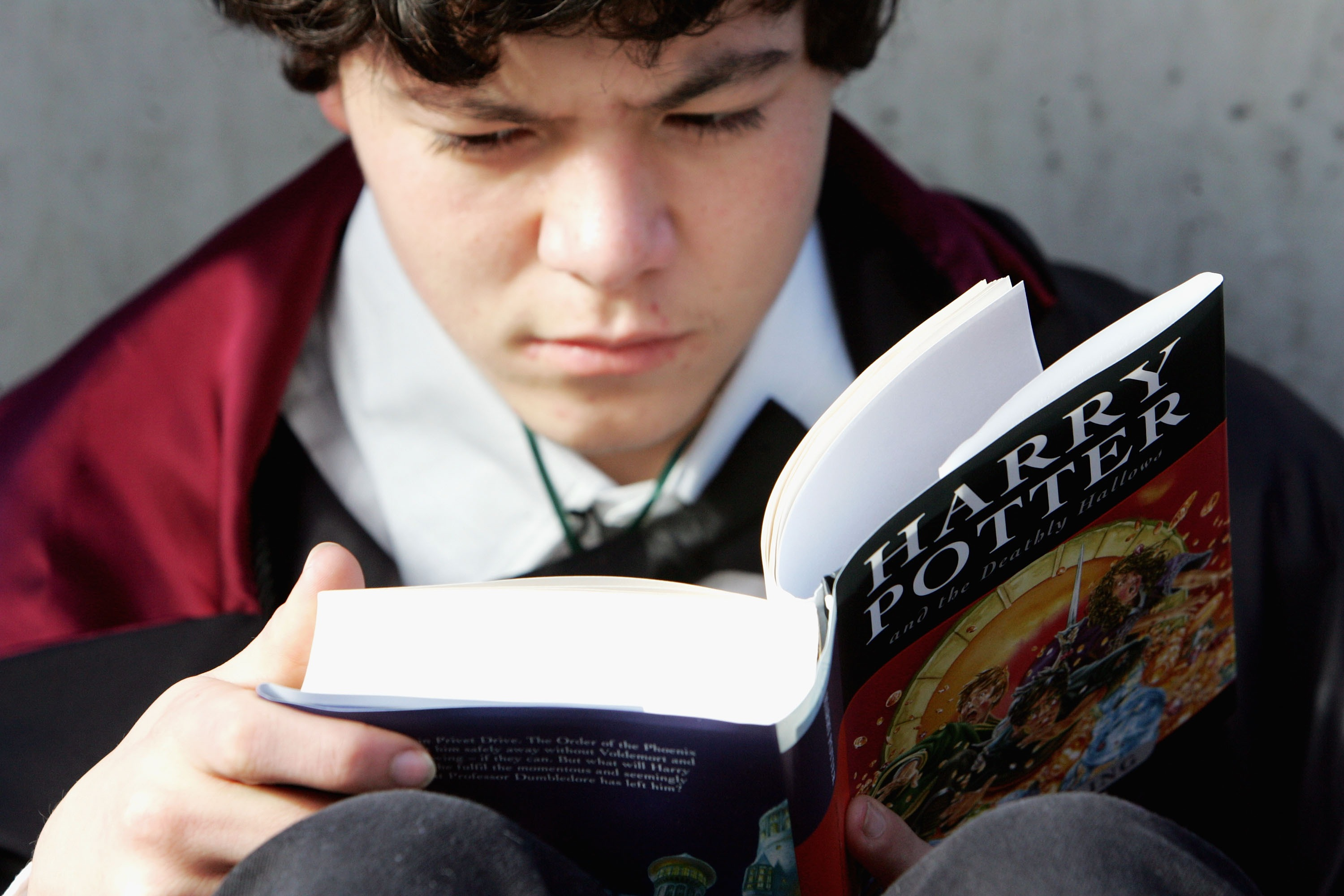 Harry Potter Is Still The Most Important Kids Book Of All Time GettyImages 75577808