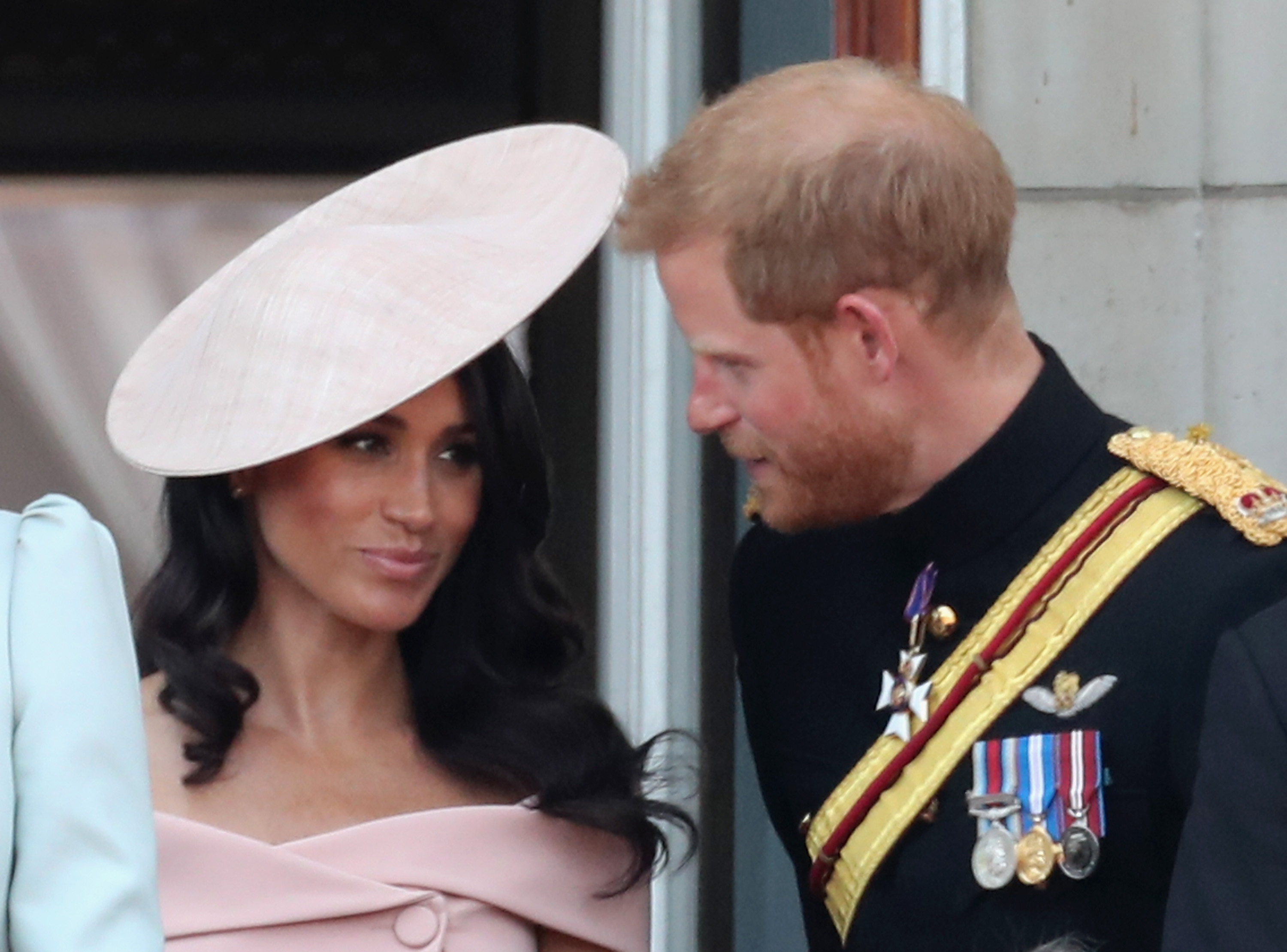 A Lip Reader Shares What Harry Said To Meghan In Their Post-Ceremony Carriage Ride