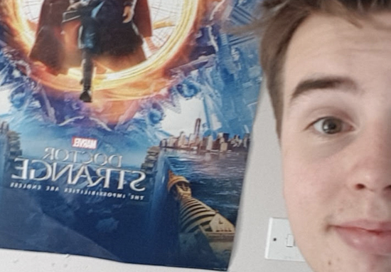 Avengers Super Fan Has Seen Infinity War 100 Times With Tickets To Prove It Kieran2