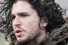 Kit Harrington is ditching his Jon Snow look