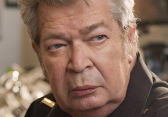Richard Harrison has died