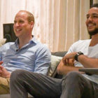 People Can't Get Over Who Prince William Watched The England Game With