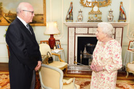 The secret meaning of the Queen's handbag.