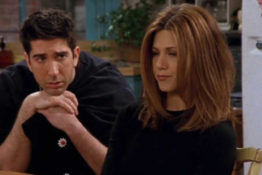 Friends writer discusses whether Ross and Rachel are still together.