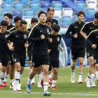 South Korea Team Switch Shirts In Training To 'Confuse World Cup Opponents'